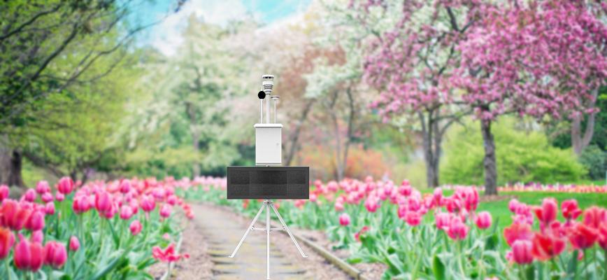 大气网格化监测系统 城市AQI网格化监测